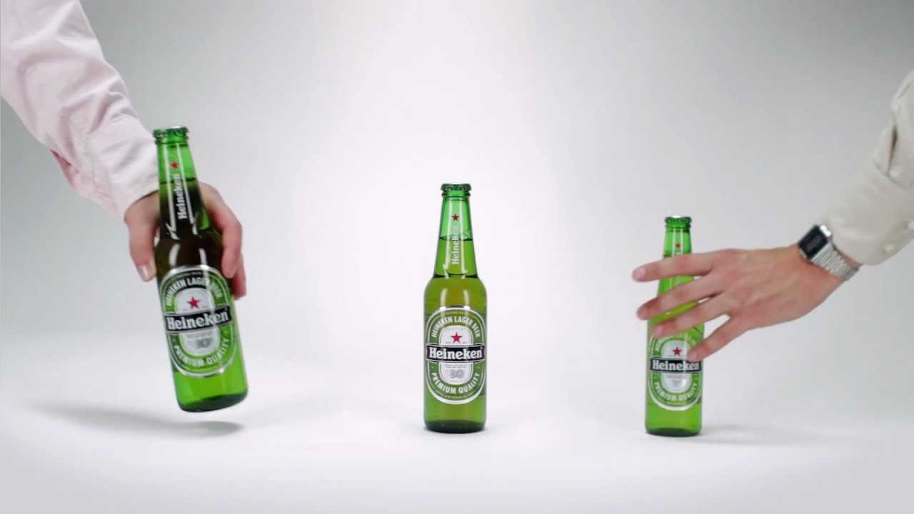 Innovation & Design // Heineken (en allemand)
